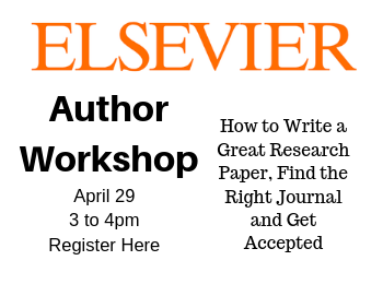 Elsevier@Mizzou:  Author Workshop