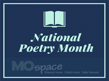 Celebrate National Poetry Month with MOspace