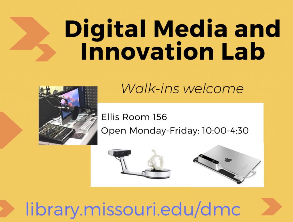 Digital Media And Innovation Lab