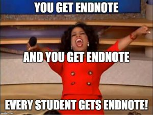 Endnote is Free for Mizzou Students