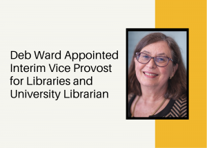 Interim Library Appointments