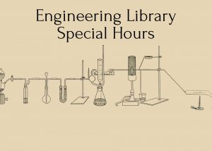 Special Hours for Remainder of the Fall Semester