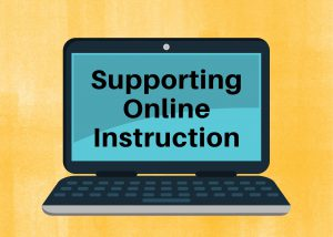 Supporting Online Instruction