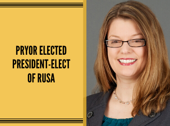 Chistina Pryor Elected President-Elect of Reference and User Services Association