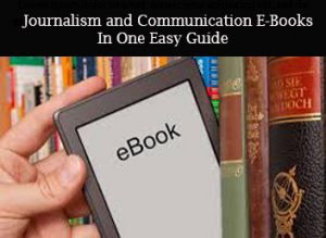 Finding Journalism & Communication E-Books
