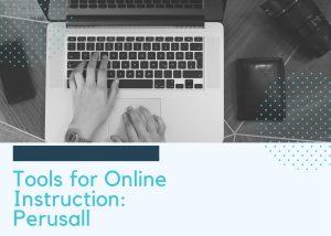 Perusall: Social Learning Platform for Online Instruction