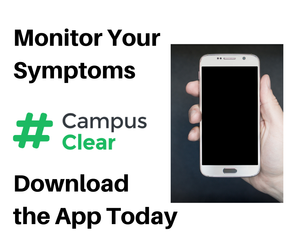 Start Using the #CampusClear App Today