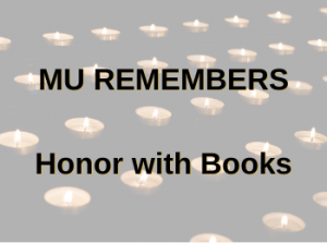 MU Remembers: Honor with Books