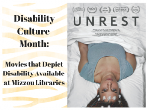 Disability Culture Month: Movies that Depict Disability