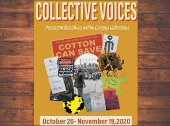 Collective Voices: Persistent Narratives within Campus Collections