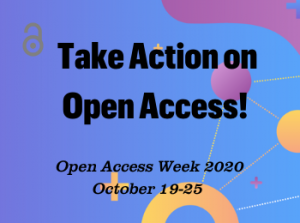 Take Action on Open Access!