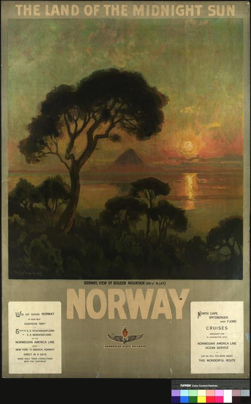 Norway Land of the Midnight Sun