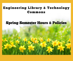 ELTC Spring Semester Hours and Policies