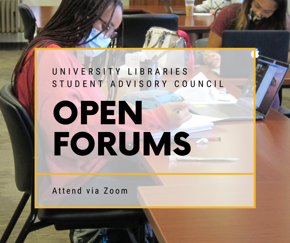University of Missouri Student Advisory Council Monthly Meetings Over Zoom
