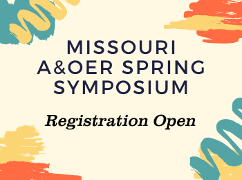 Registration is Open for the Missouri Affordable and Open Educational Resources Symposium
