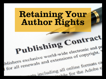 Retaining Your Author Rights