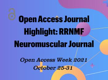 Open Access Journal Highlight: RRNMF Neuromuscular Journal