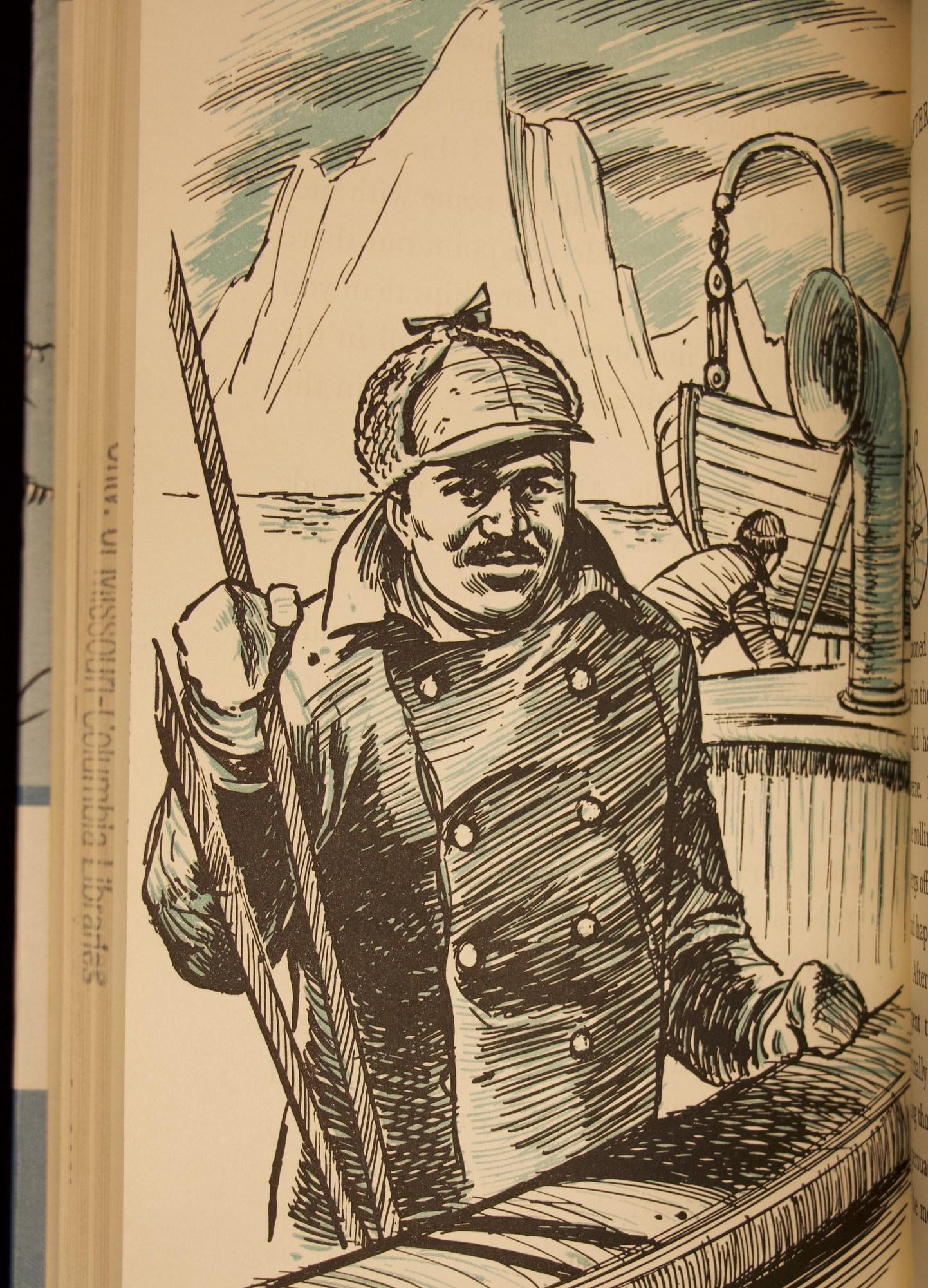 Matthew Henson : arctic hero / [by] Sheldon N. Ripley. Illustrated by E. Harper Johnson.