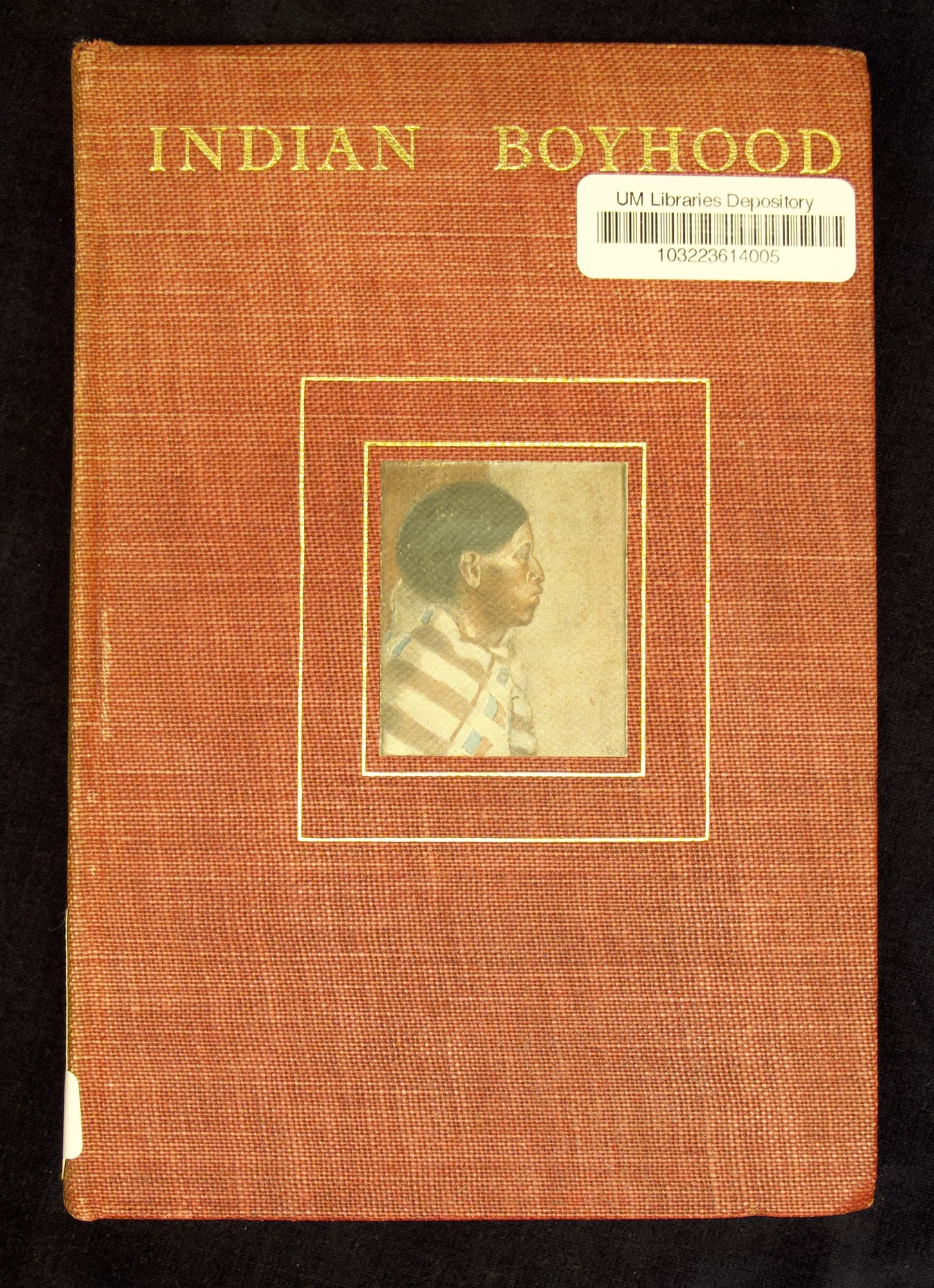 Indian boyhood / by Charles A. Eastman ; with illustrations by E. L. Blumenschein.