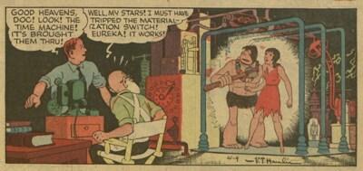 Alley Oop [Sunday comic strips]