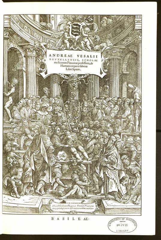 De humani corpus fabrica libri septem.