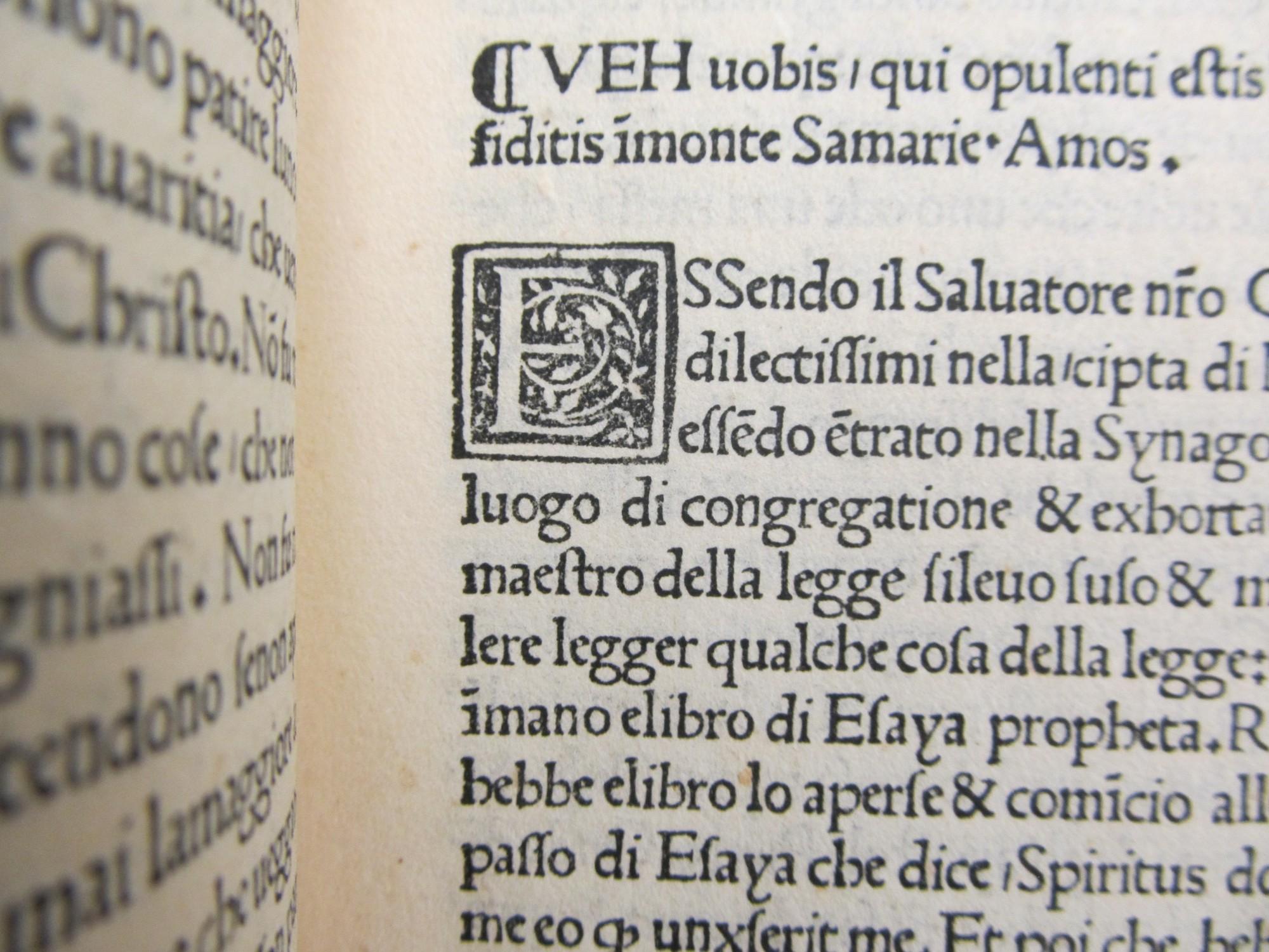 Prediche di Frate Hieronymo da Ferrara.