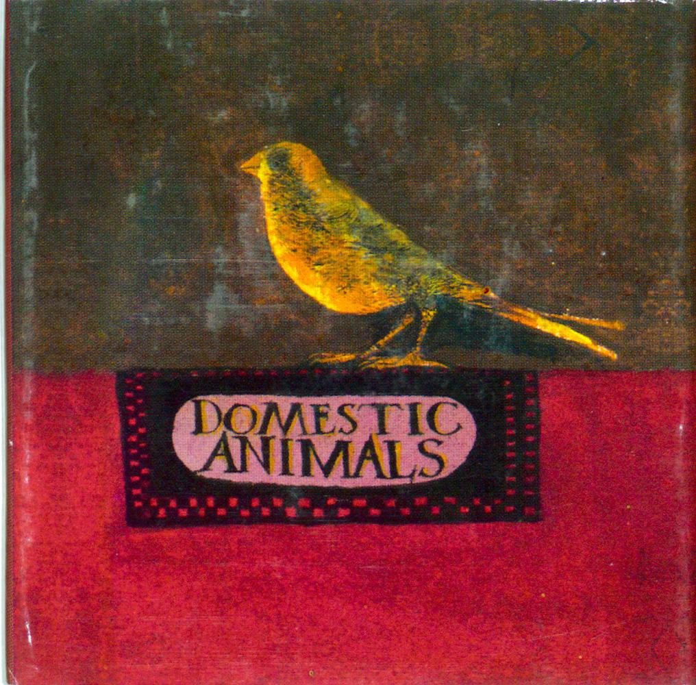 Leonard Baskin's Miniature natural history : first series.