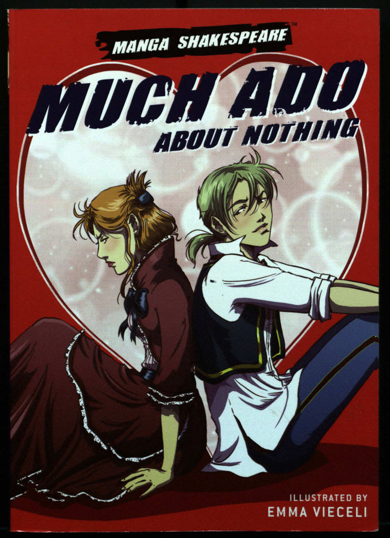 Much ado about nothing / adapted by Richard Appignanesi ; illustrated by Emma Vieceli.<br />