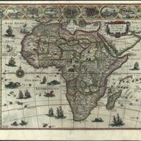 Africae nova descriptio.