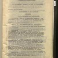Translation of the Constitution of Peru : promulgated April 9, 1933.