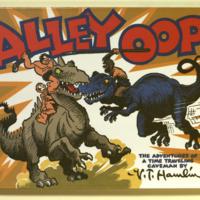 Alley Oop / by V.T. Hamlin ; [editor, Frank Stack].