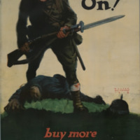 Come on! [graphic] : buy more liberty bonds / Walter Whitehead.