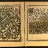 Die deutsche Übersetzung der Ars moriendi des Meisters Ludwig von Ulm um 1470.