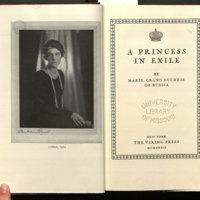 A princess in exile