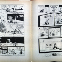 Krazy Kat / by George Herriman, with an introduction by E. E. Cummings.