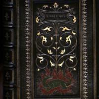 Liuret des emblemes de maistre Andre Alciat / mis en rime francoyse, & presente a mon seigneur ladmiral de France.