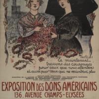 Exposition des dons américains . . [graphic].