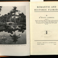 Romantic and historic Florida.