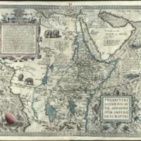Presbiteri Iohannis sive Abissinorum imperii descriptio.