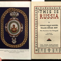 This is Russia / by George Earle Raiguel and William Kistler Huff ; with illustrations from photographs ; decorations by Harold E. Snyder.