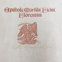 Epistolae. 1495