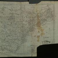 A new map of the British Empire in Nth. America