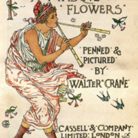 Flora's feast : a masqve of flowers, penned & pictured / by Walter Crane.