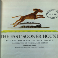 The fast sooner hound / by Arna Bontemps and Jack Conroy ; illustrated by Virginia Lee Burton.