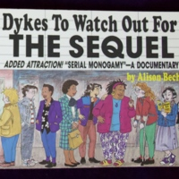 Dykes to watch out for : The sequel