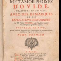 Metamorphoses. French
