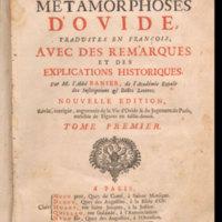 Metamorphoses. French
