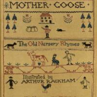 Mother Goose : the old nursery rhymes / illustrated by Arthur Rackham.