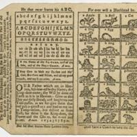 Landmarks in the early history and development of books for children.