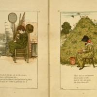 Mother Goose : the old nursery rhymes